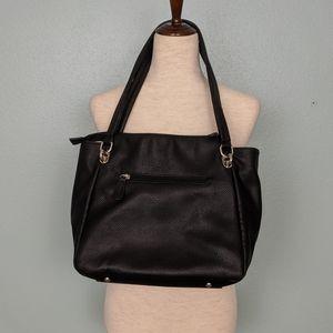 Peck & Peck leather shoulder bag tote